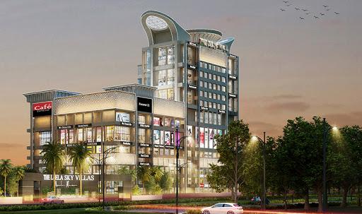 the delhi mall
